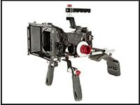 SHAPE BLACK MAGIC SHOULDER RIG + FOLLOW FOCUS FRICTION