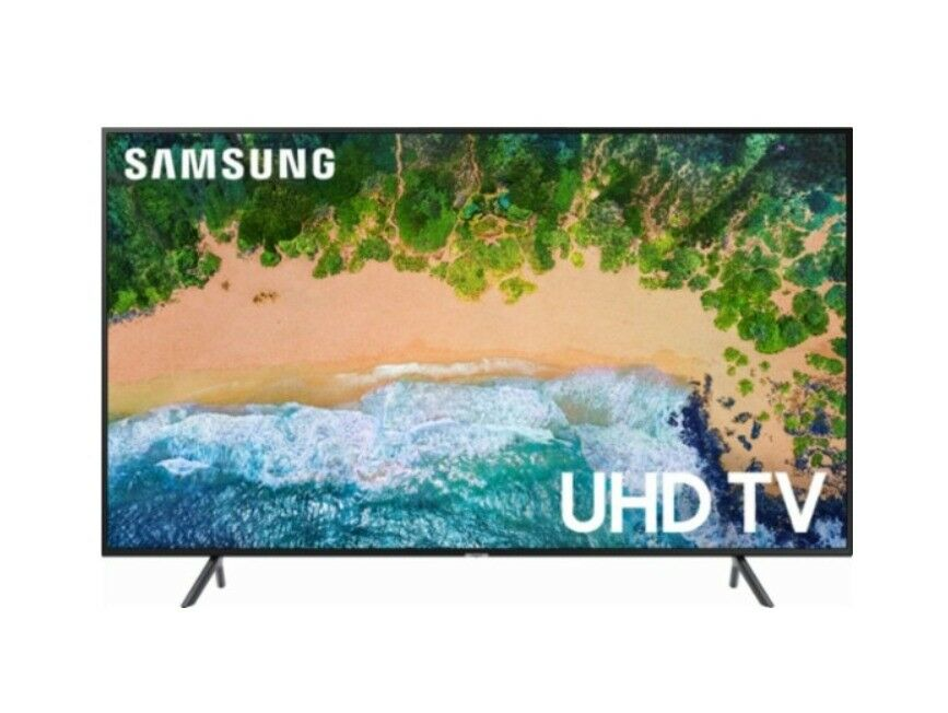 """Samsung - 58"""" Class - LED - NU7100 Series - 2160p - Smart - 4K UHD TV with HDR"""