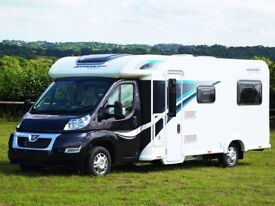 Bailey Autograph Approach 765 6 Birth Motorhome
