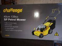 Challenge Self Propelled Petrol Mower - 129cc