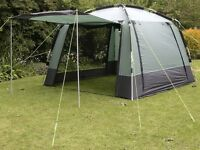 KHYAM QUICK ERECT UTILITY DAY TENT SHELTER/GAZEBO