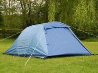 Pop up tent.