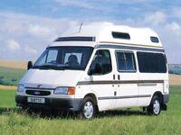 Wanted Camper / motorhome