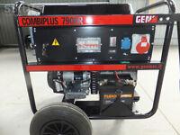 Genmac Combiplus 7800RE Generator