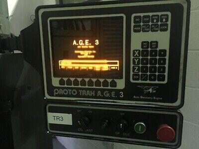 Prototrak Age 3 Cnc System Floppy Disc