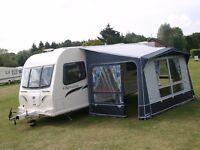 Inaca Mercury 360 Caravan Awning