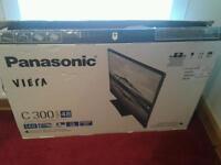 "48"" Panasonic (3 yr warranty )"