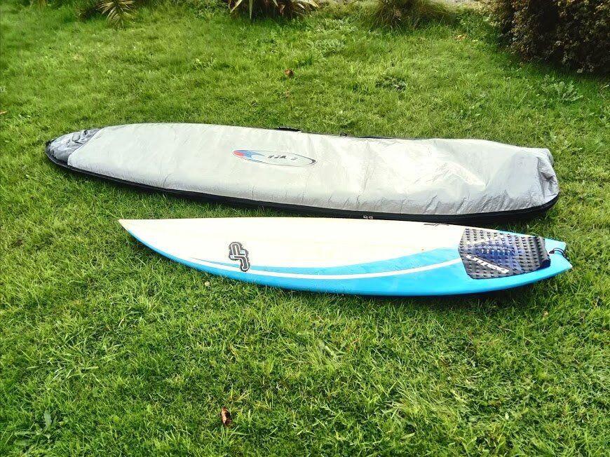 J P SURFBOARD