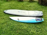 J P SURFBOARD for sale  Carmarthenshire