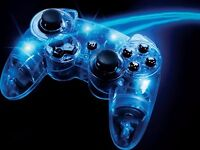 ***PS3 Afterglow Wireless Controller Blue (NEW)***