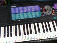 Yamaha proffessional keyboard