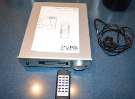 PURE DAB 601 RADIO TUNER. EXCELLENT CONDITION