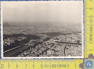 Parigi-Vista-View-Anni-039-50-039-50s