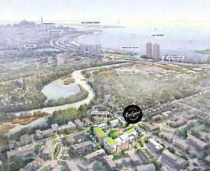 VIP BROKERS Booking is open for Backyard Condos in Etobicoke