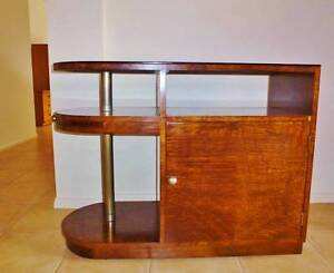 Antique Art Deco P&O style Cabinet Beaconsfield Cardinia Area Preview