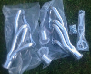 Chev small block (hi-preformance Ceramic) Headers