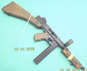 m1a1 Thompson paintball marker