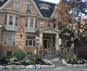 SUB-LEASE OPPORTUNITY DOWNTOWN CLOSE TO PARLIAMENT BUILDING