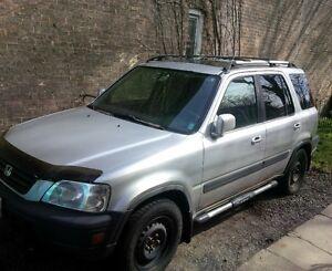 1998 Honda CR-V SUV, Crossover