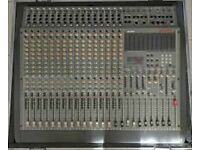 TEAC / TASCAM M2516 ANALOGUE AUDIO MIXER 16/8/2