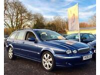 2006 Jaguar X-Type 2.0 D SE 5dr