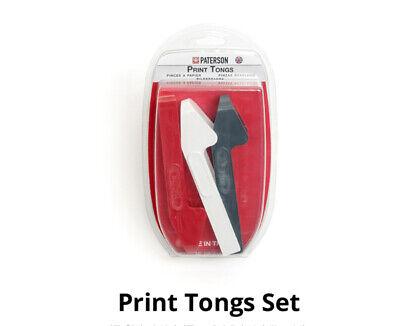 Paterson Print Tongs (Set of 3)