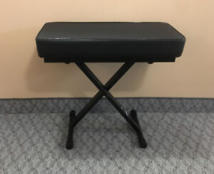 New Collapsible Keyboard / Piano Bench