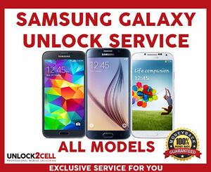 Unlock Phone From your home (any Samsung Phone) 25$