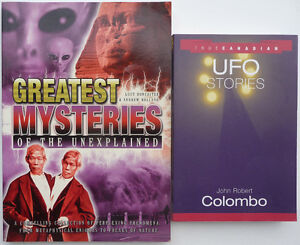 True stories of UFOs — and other great mysteries explained Oakville / Halton Region Toronto (GTA) image 1