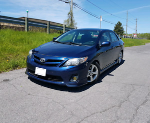 Priced to sell! - 2011 Toyota Corolla S