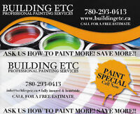 BUILDING ETC. Professional Painting Services