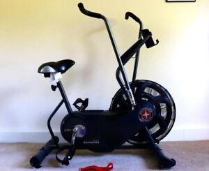 Schwinn AD6 Airdyne Fan exercise bike $600