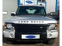 2004 04 LAND ROVER DISCOVERY 2.5 ES PREMIUM ES TD5 5D AUTO 136 BHP DIESEL