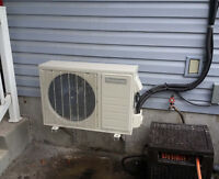 Goodman ductless mini-splits. sales, service and instalation