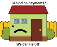 Trouble Making House Payments? We can help