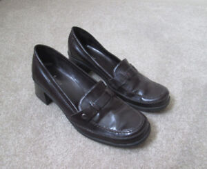 Dark Brown Professional Shoes