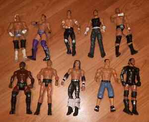 Wrestling Figures and accessories  London Ontario image 2