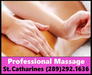Asian Massage in central St Catharines