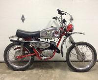 1972 Hodaka Ace 100 B+