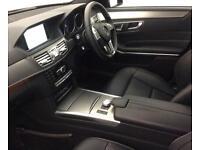 MERCEDES-BENZ E250 E350 CDI AMG LINE NIGHT PREMIUM ESTATE FROM £114 PER WEEK!