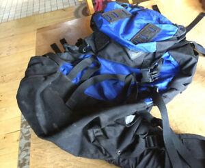 d531eb6c4 Vintage & Cool Taymor Overlander External Frame Hiking Backpack ...