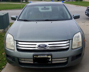 2006 Fusion Se, low kms, safetied and e-tested for $6500