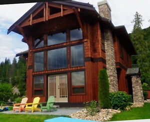 Shuswap Lakefront Lodge for Sale