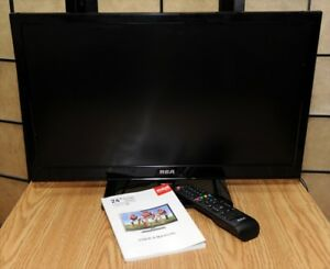 "TV RCA RLEDV2488A 24"" LED HDTV/DVD Combo"