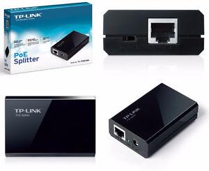 TP-Link TL-POE10R Gigabit PoE Splitter Adapter