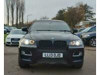 2013 BMW X6 3.0 XDRIVE40D 4d 302 BHP Auto Coupe Diesel Automatic