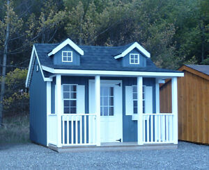 Display Garden Shed - ON SALE!