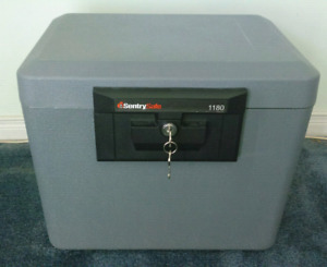 Sentry 1180 Fireproof Safe
