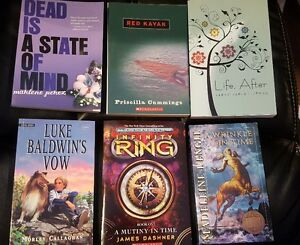 Various Young Adult Novels (Buy Individually or Buy the Lot)