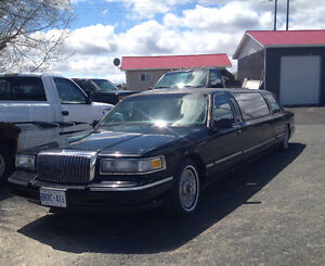 Lincoln Limo for Sale or Trade